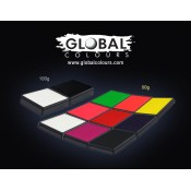 Global Colours 50g and 100g